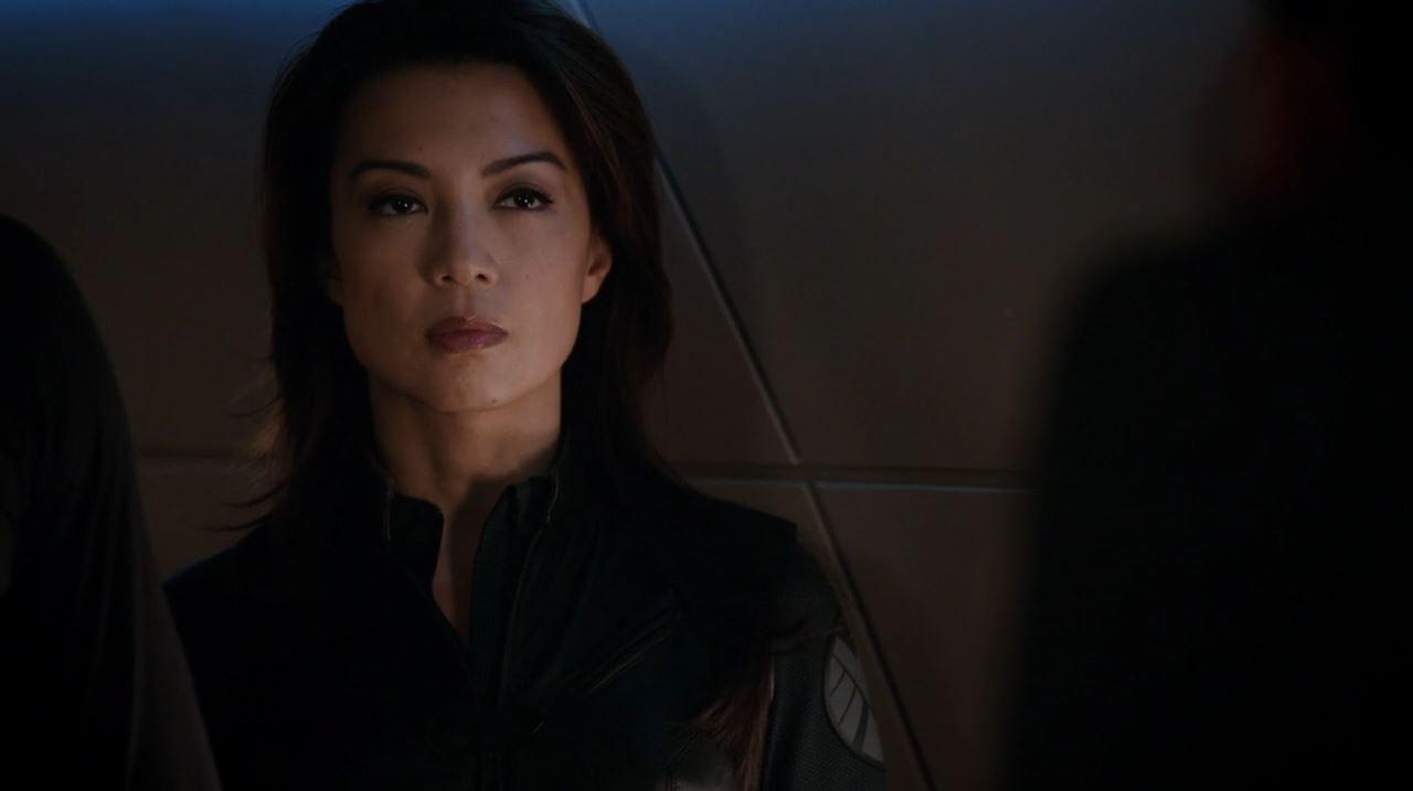 Agents of SHIELD - The Magical Place - Ming Na Wen as Melinda May