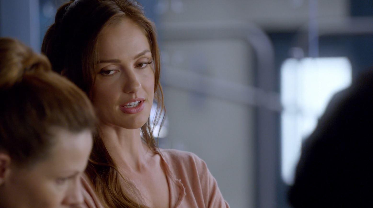 Almost Human - Minka Kelley as Detective Stahl