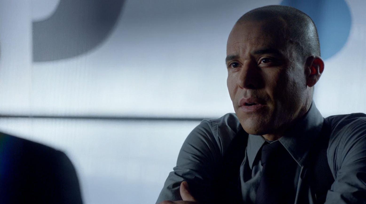 Almost Human - Simon Says - Michael Irby as Detective Richard Paul