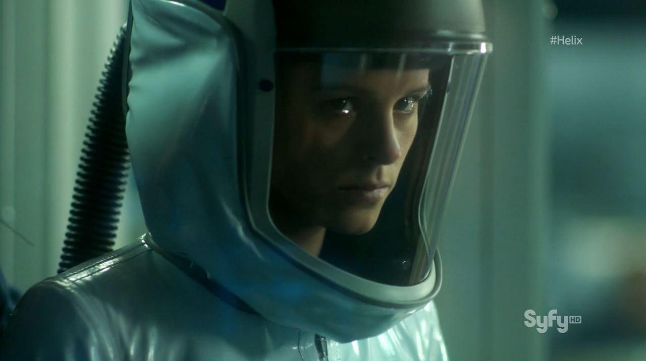 Helix - Vector - Jordan Hayes as Dr. Sarah Jordan