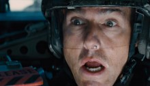 Edge of Tomorrow - Tom Cruise as Lt. Col. Cage
