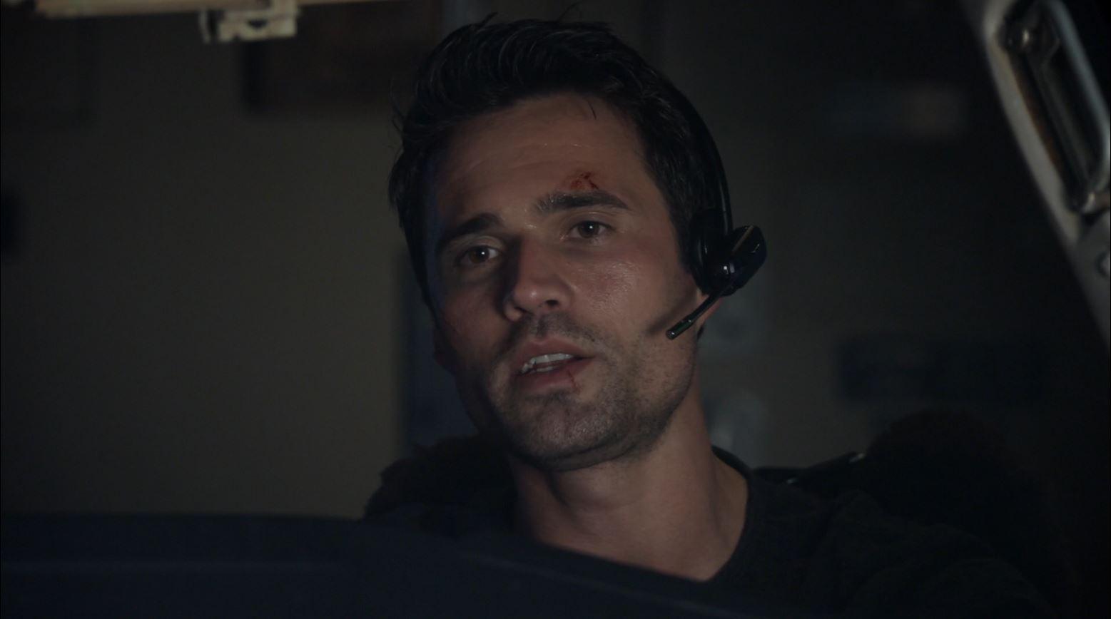 Agents of SHIELD S1Ep20 Nothing Personal - Brett Dalton as Ward