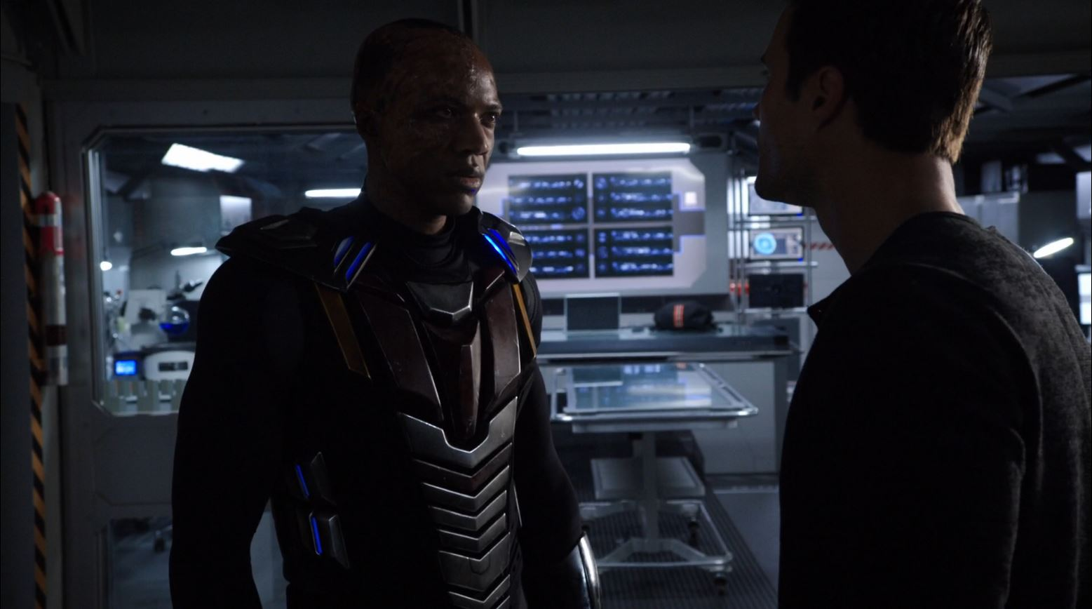 Agents of SHIELD S1Ep20 Nothing Personal - Deathlok