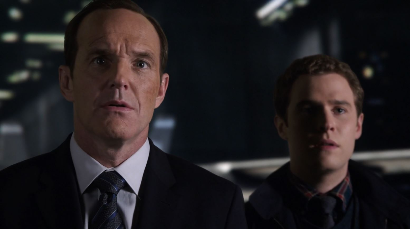 Agents of SHIELD - 'The Only Light in the Darkness' - Phil Coulson finds Providence abandoned