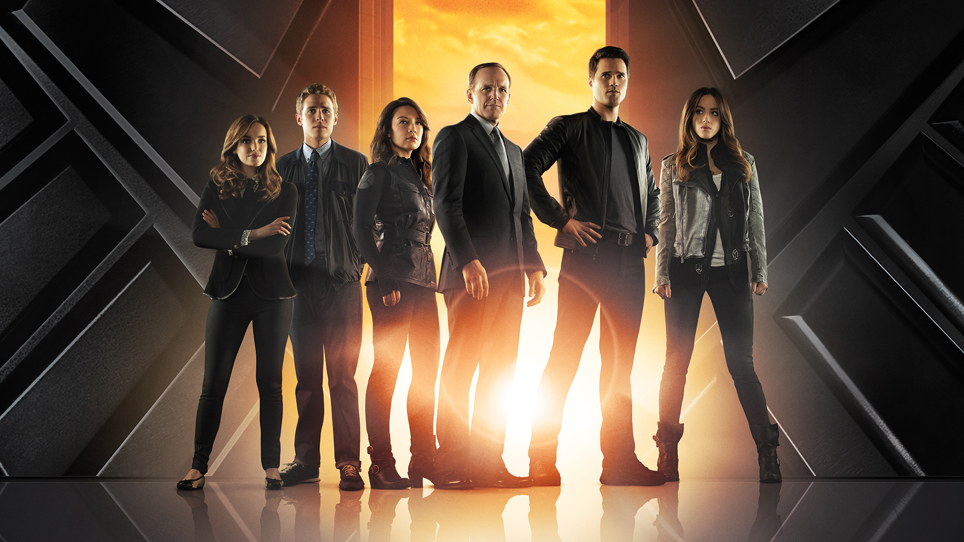 Agents of SHIELD season 2 sneak peek trailer
