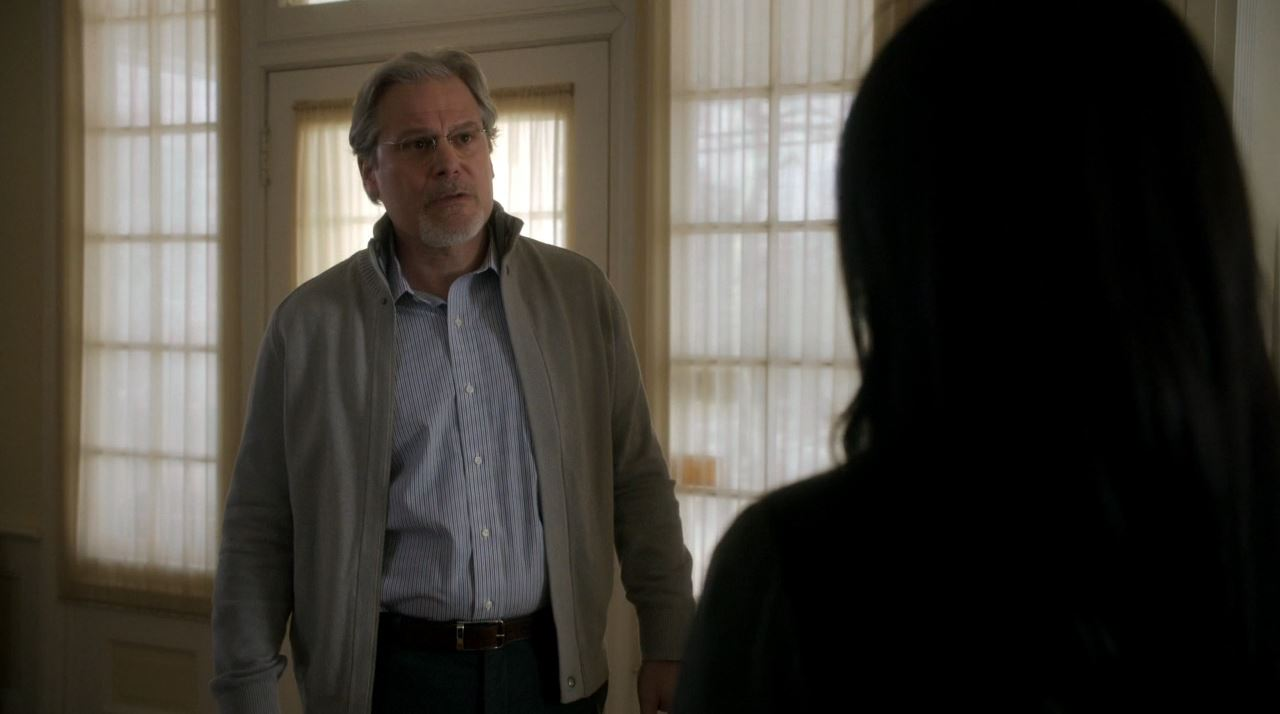 Elementary S2E19 The Many Mouths of Aaron Colville - Dr Jonathan Fleming