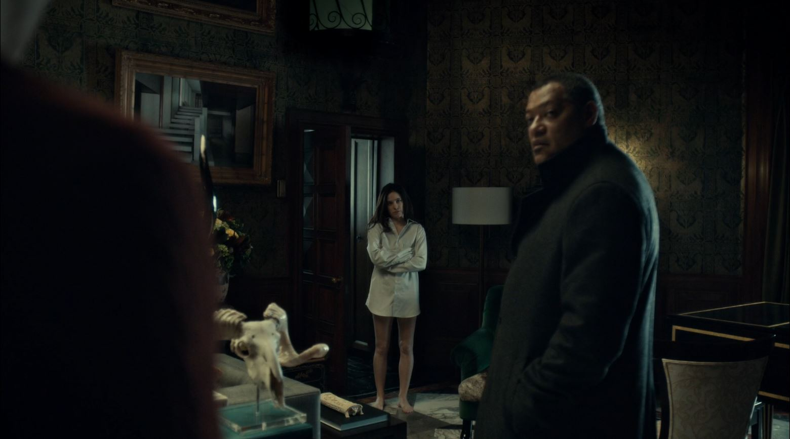 Hannibal S2Ep6 Futamono Review - Caroline Dhavernas as Dr. Alana Bloom
