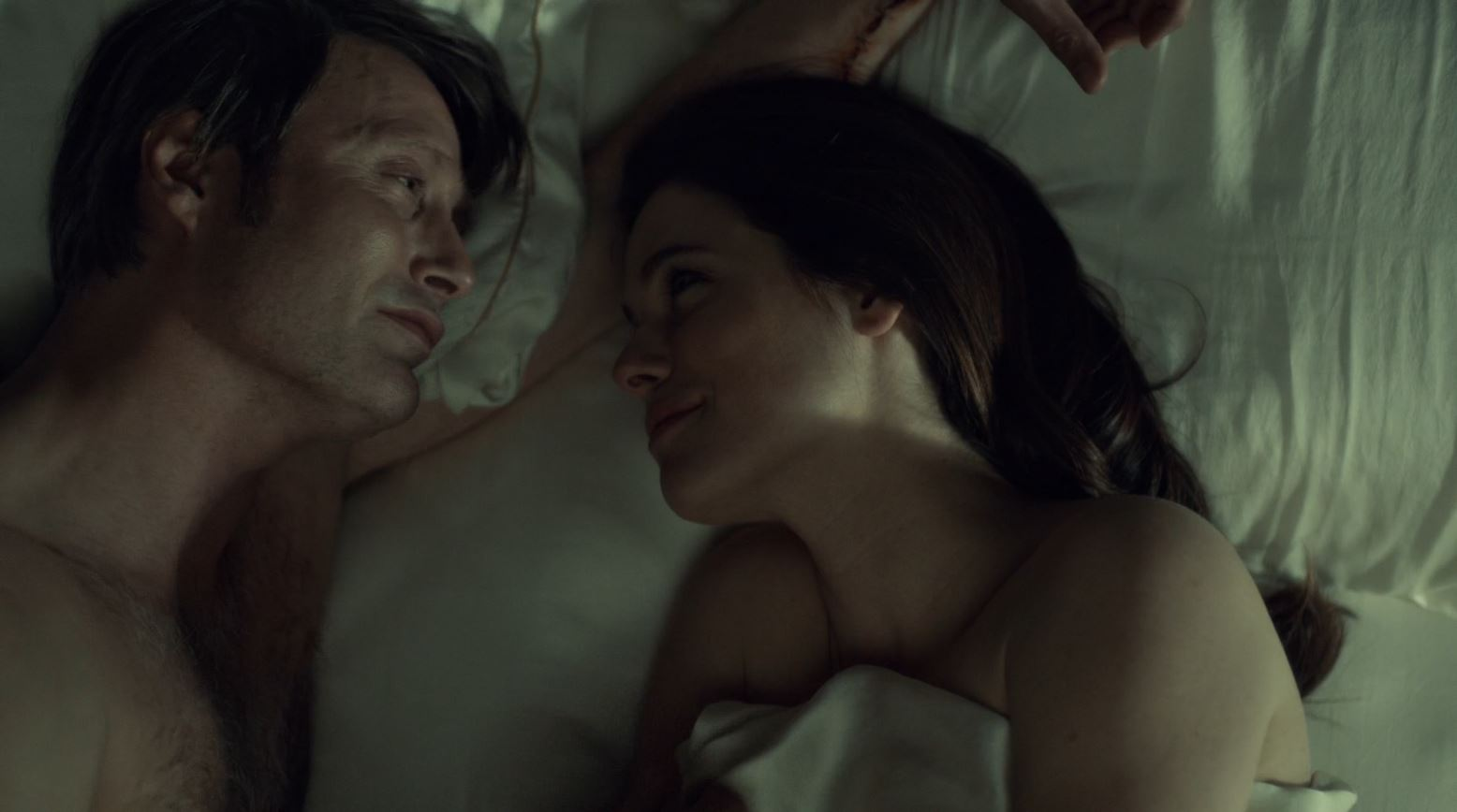 Hannibal S2Ep6 Futamono Review - Hannibal and Alana having sex