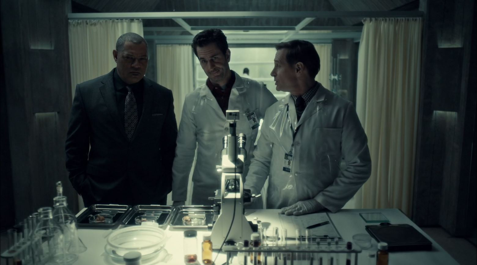 Hannibal S2Ep6 Futamono Review - Running the tests on hannibal's food