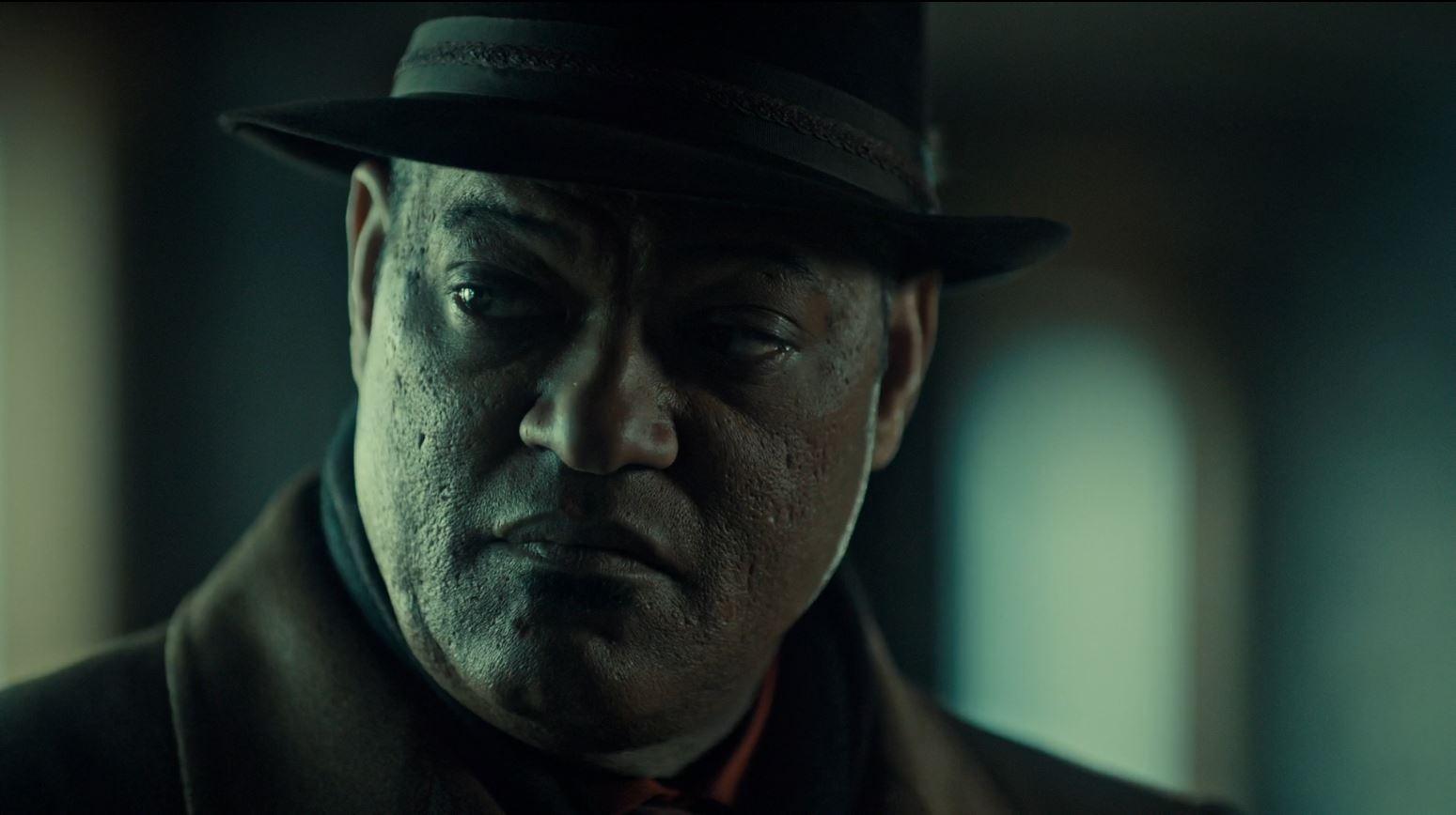 Hannibal Season 2 Episode 8 Su-zakana - Jack Crawford (Laurence Fishburne)