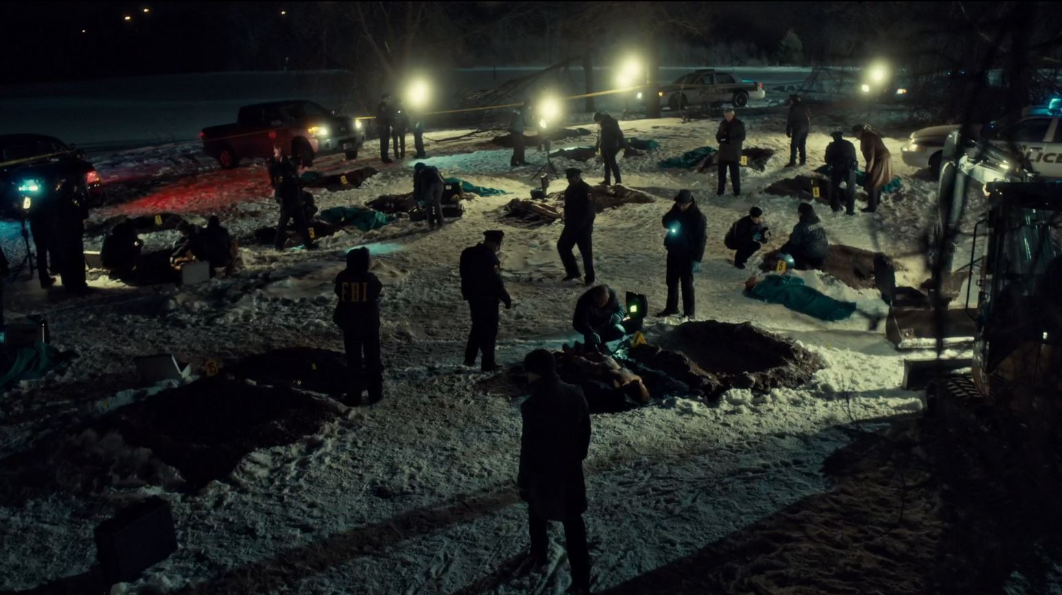 Hannibal Season 2 Episode 8 Su-zakana - The FBI finds more bodies