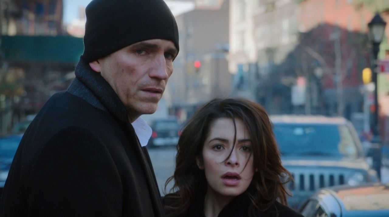 Person of Interest - 'Most likely to' - Shaw and Reese see a number go BOOM!
