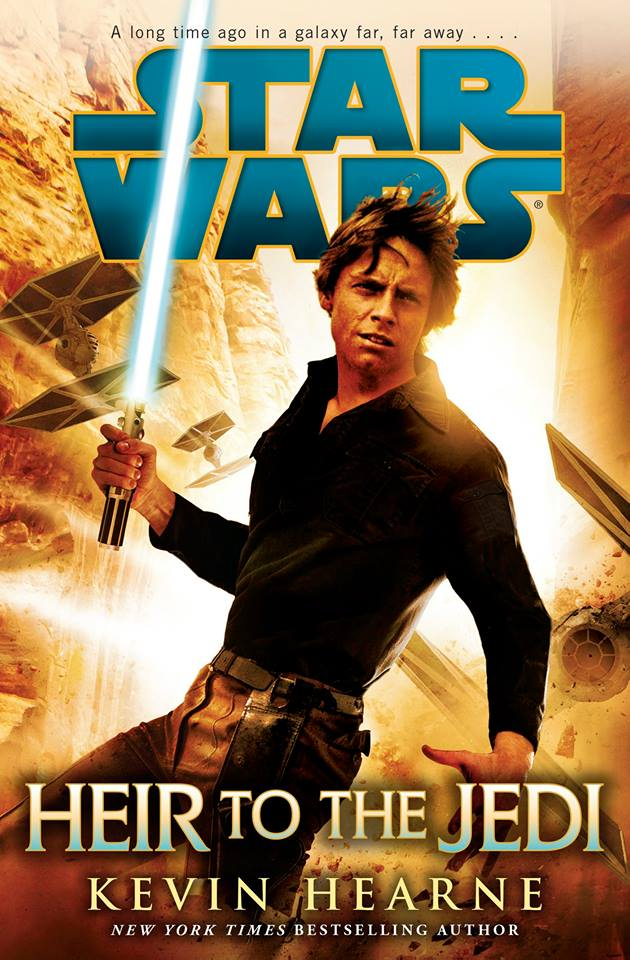 Star Wars Heir to the Jedi by Kevin Hearne