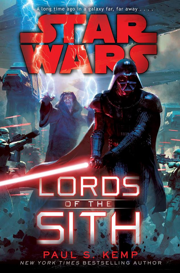 Star Wars Lords of the Sith by Paul S. Kemp
