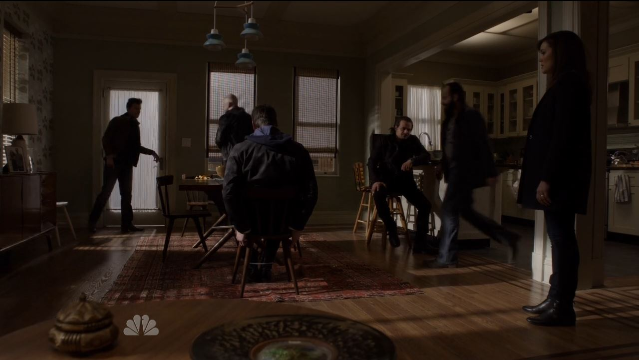 The Blacklist - The Pavlovich Brothers leave Tom behind