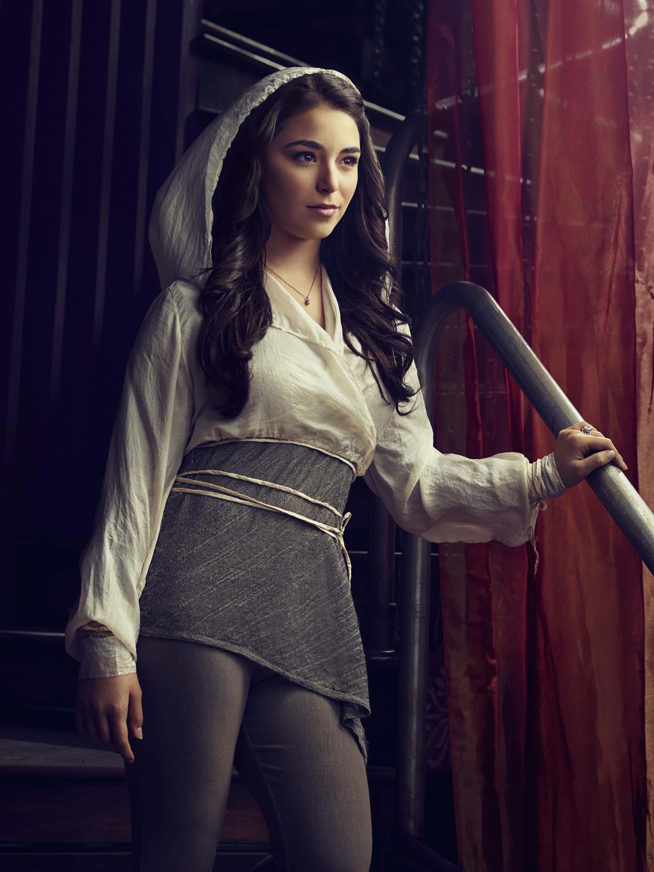 Defiance season 2 -Nicole Muñoz as Christie Tarr (née McCawley) hot