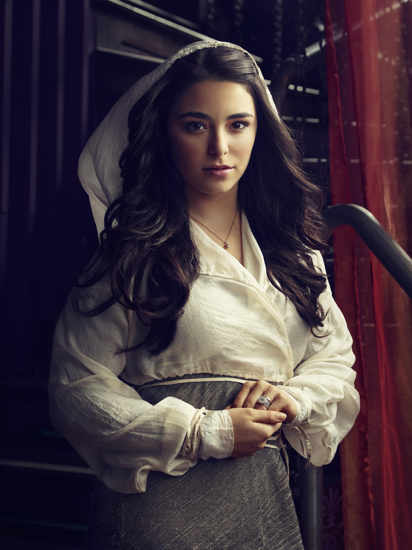Defiance season 2 -Nicole Muñoz as Christie Tarr (née McCawley)