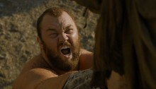 Game Of Thrones S4Ep7 Mockingbird Review - Hafþór Júlíus Björnsson as The Mountain (Clegane)