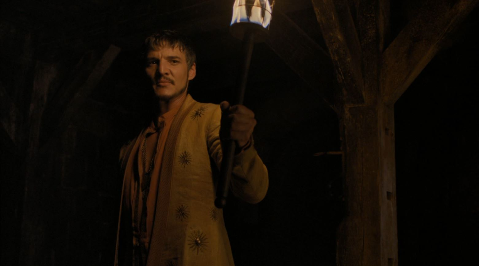 Game Of Thrones S4Ep7 Mockingbird Review - Pedro Pascal as Oberyn Martell offers to be the Champion