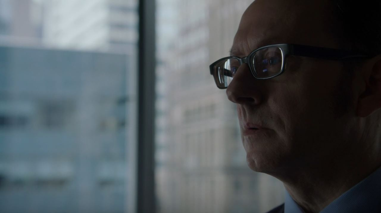 Person of Interest A house Divided - Michael Emerson as Harold Finch