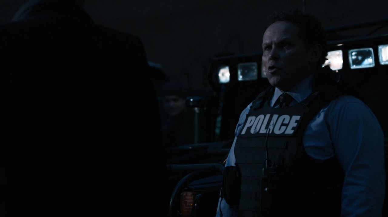 Person of Interest Deus Ex Machina - Kevin Chapman as Lionel Fusco