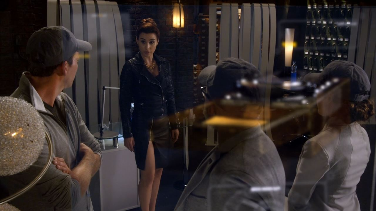 Warehouse 13 series finale Endless - Allison Scagliotti as Claudia Donovan