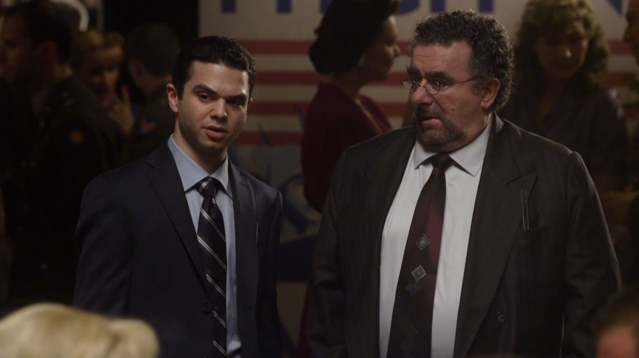 Warehouse 13 series finale Endless - Artie and his son