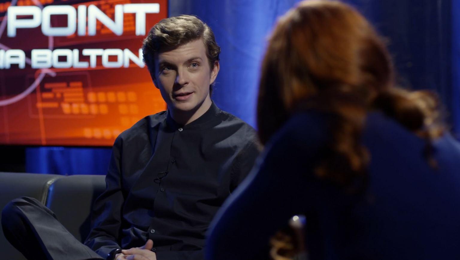 Continuum Season 3 Finale Last Minute Review - Erik Knudsen as Alec Sadler