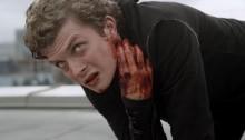 Continuum Season 3 Finale Last Minute Review - Erik Knudsen as Evil Alec Sadler Dying