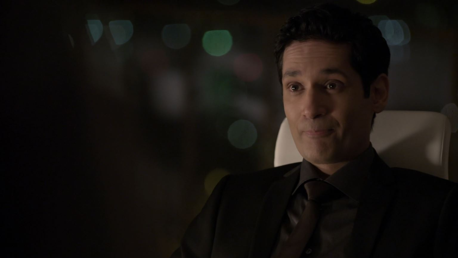 Continuum Season 3 Finale Last Minute Review - Stephen Lobo as Kellog in charge of Piron