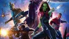 Guardians of The Galaxy poster Zoe Saldana - Guardians of the Galaxy Preview