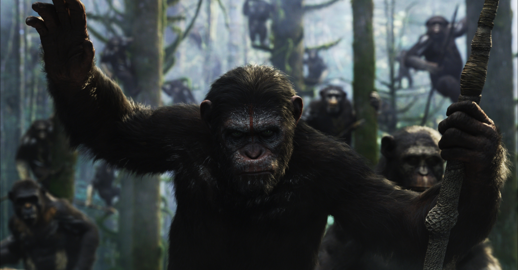 Summer Blockbuster you should avoid - Dawn of the Planet of the Apes - www.scifiempire.net
