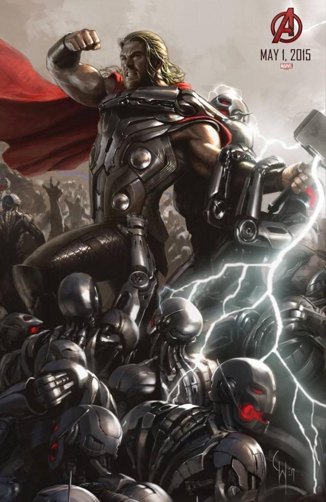 Avengers Age of Ultron Thor Chris Hemsworth - www.scifiempire.net