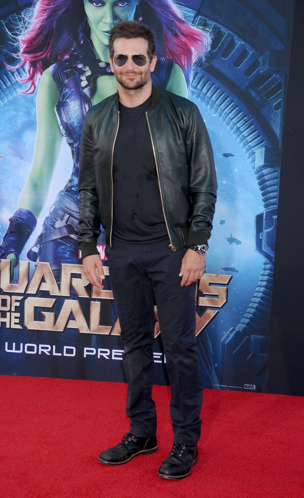 Bradley-Cooper-at-Guardians-of-the-Galaxy-premiere-www.scifiempire.net
