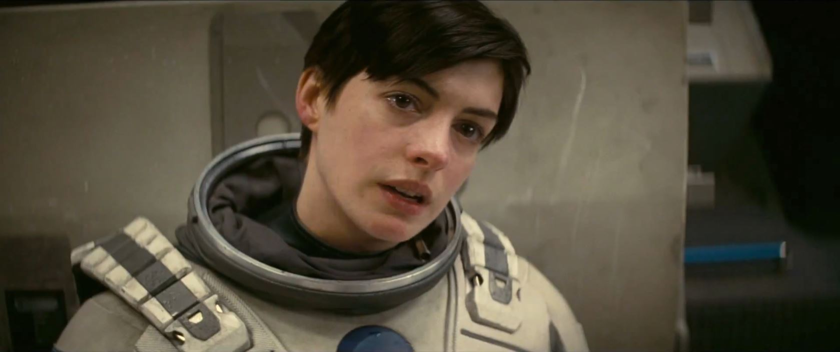 Interstellar trailer - Anne Hathaway