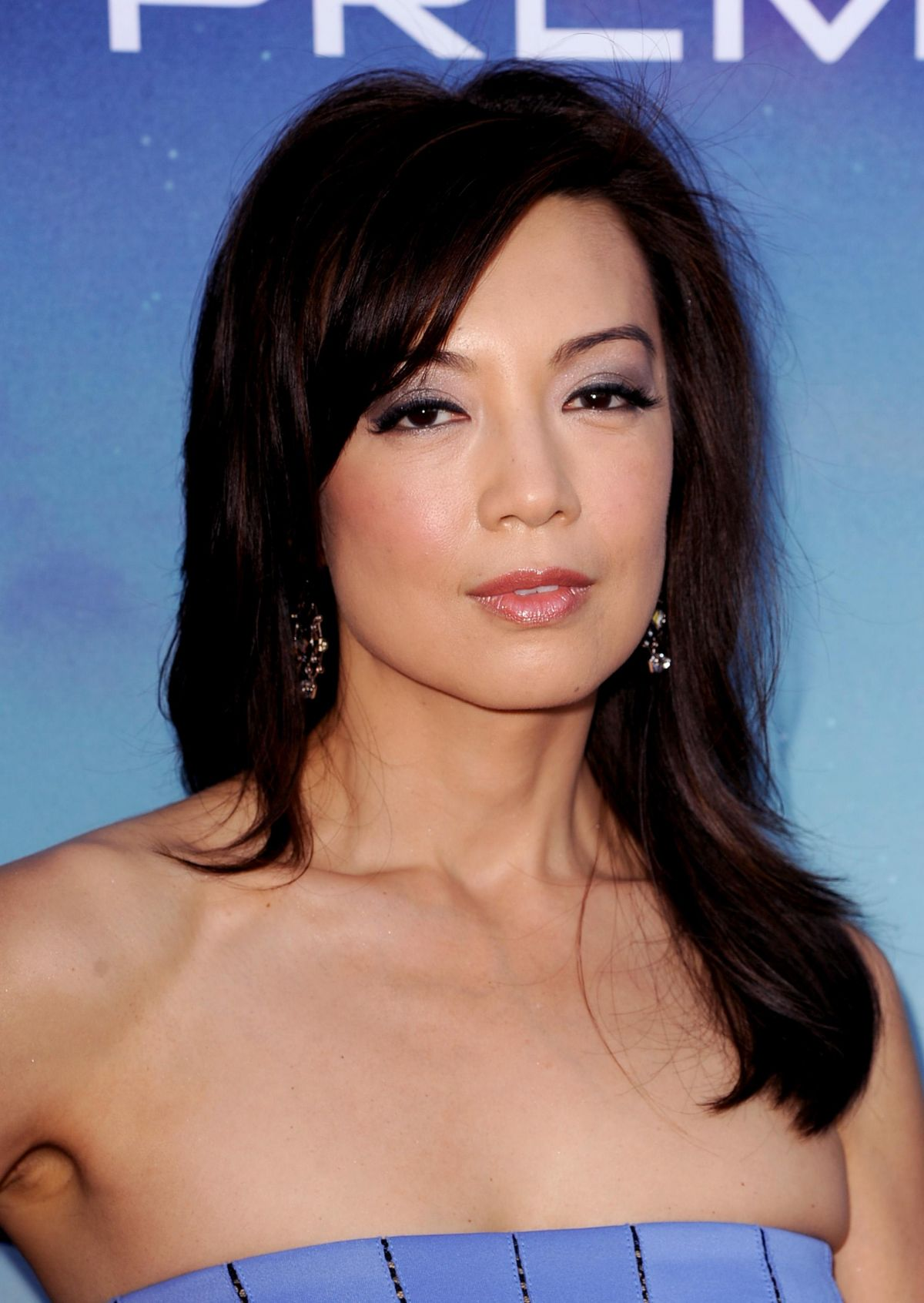 MING-NA WEN at Guardians of the Galaxy premiere www.scifiempire.net
