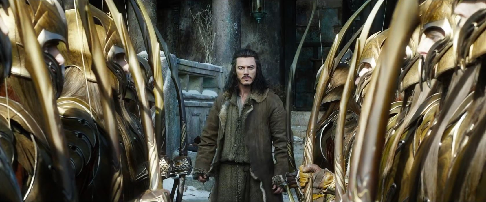 The Hobbit The Battle of the Five Armies Trailer - The Bard