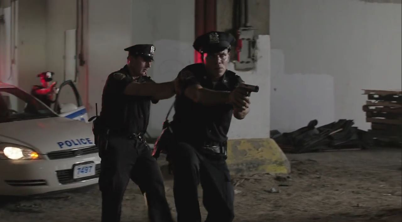 Person of Interest Season 4 Preview - NYPD officers