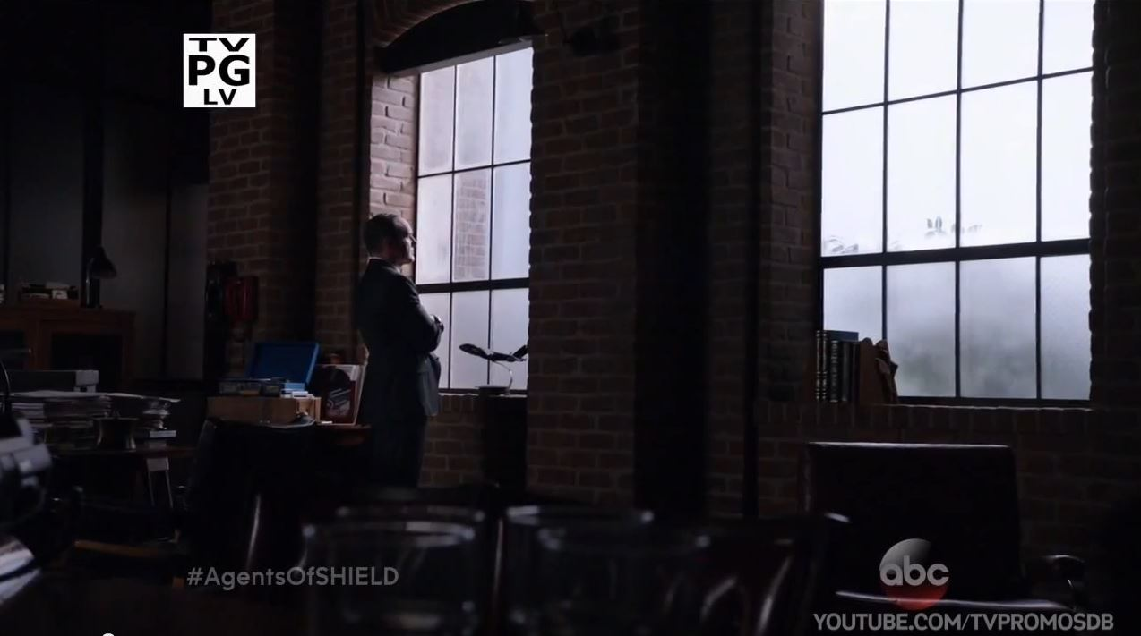 Agents of SHIELD Season 2 Trailer and Preview - Clark Gregg as Coulson