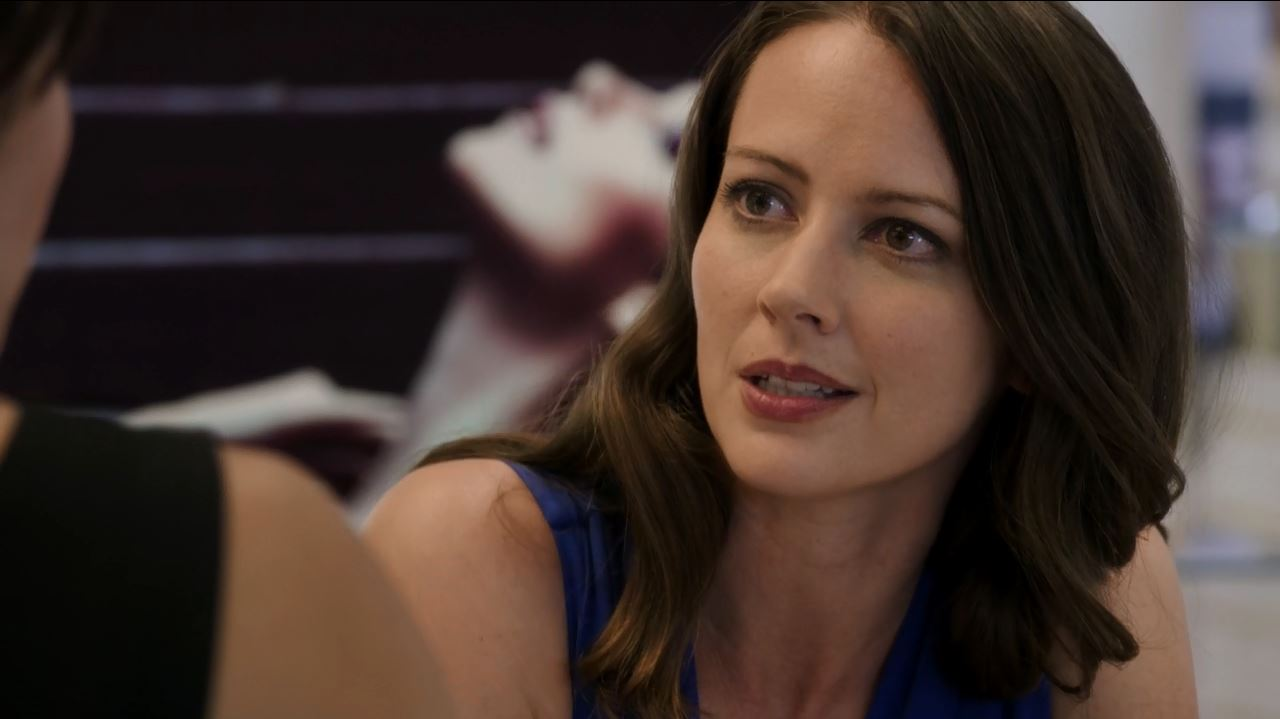 Person Of Interest Season 4 Episode 1 Panopticon Review - Amy Acker as Root
