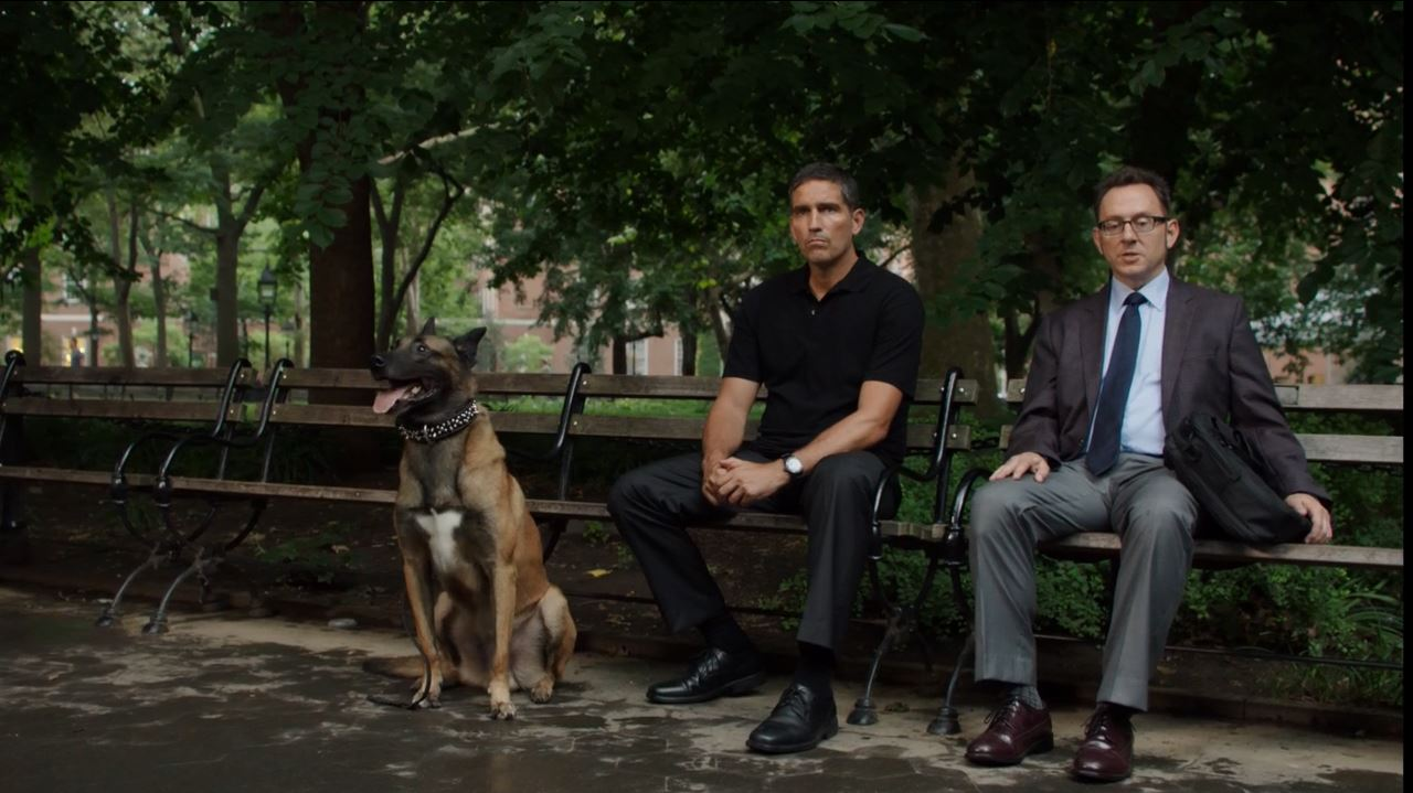Person Of Interest Season 4 Episode 1 Panopticon Review - Harold and Reese talk about the machine