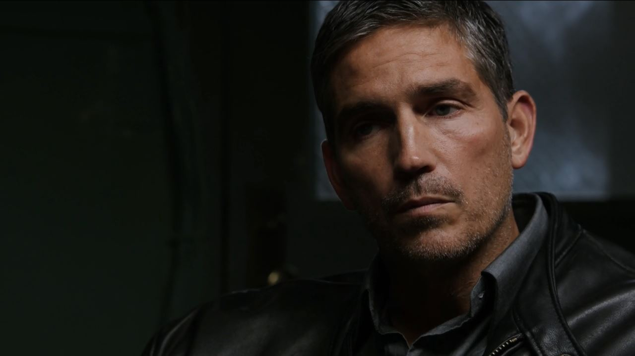 Person Of Interest Season 4 Episode 1 Panopticon Review - Jim Caviezel as Mr Reese