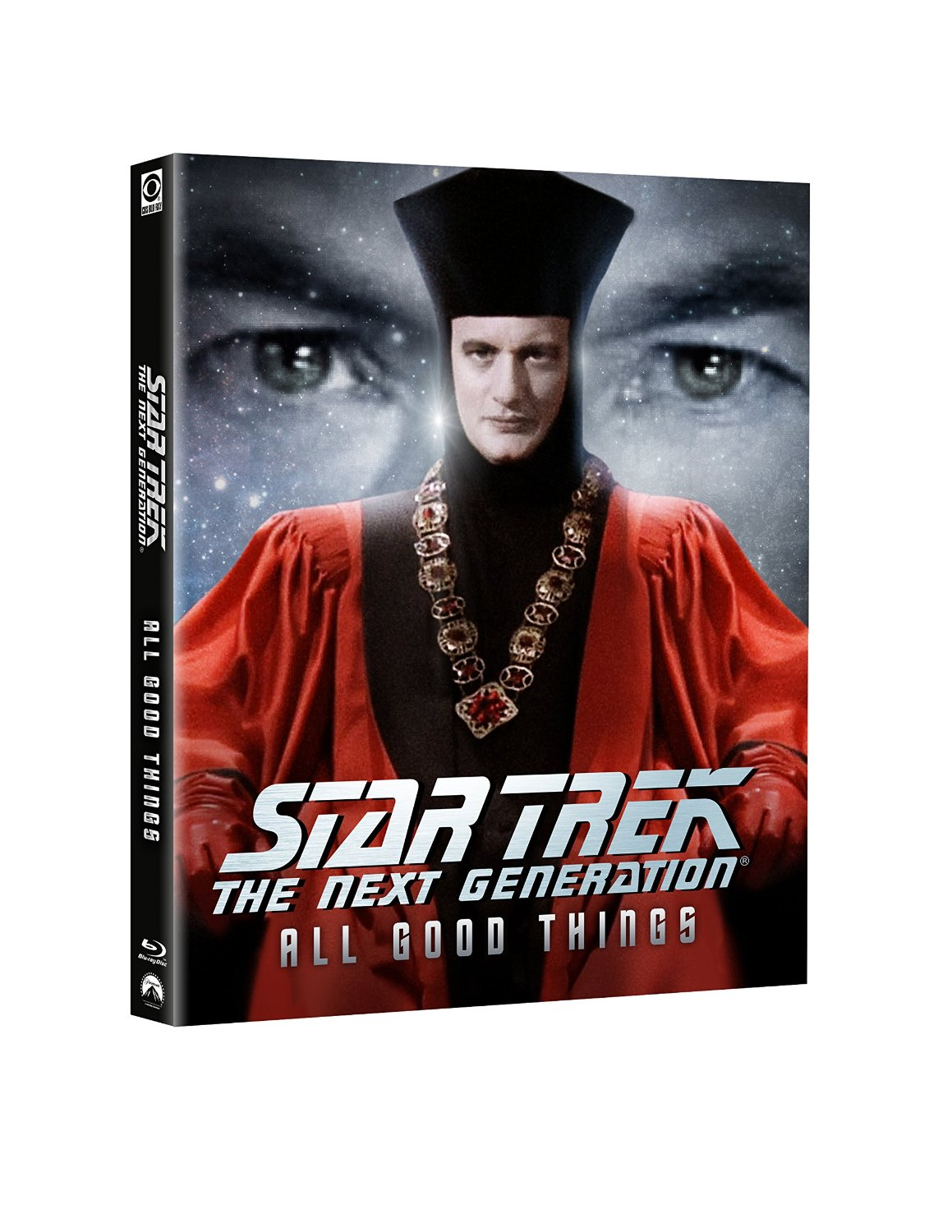 Star Trek TNG All Good Things Blu-ray cover Star Trek TNG Season 7 Blu-Ray Trailer