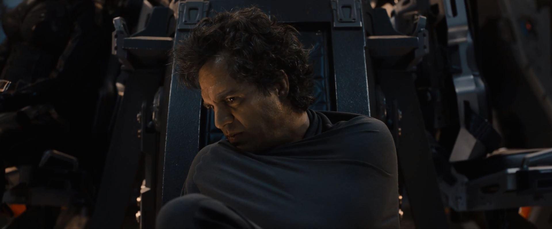 Avengers Age Of Ultron Trailer Released - Mark Ruffalo as Dr. Bruce Banner The Hulk