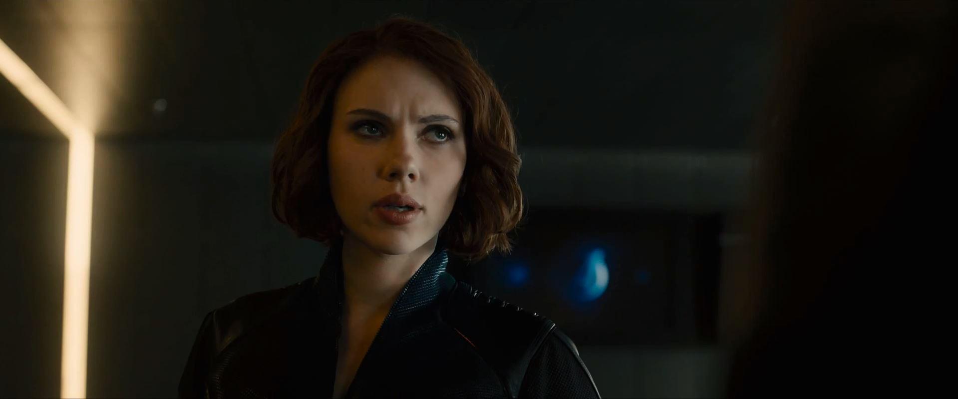 Avengers Age Of Ultron Trailer Released - Scarlett Johansson as Natasha Romanoff Black Widow