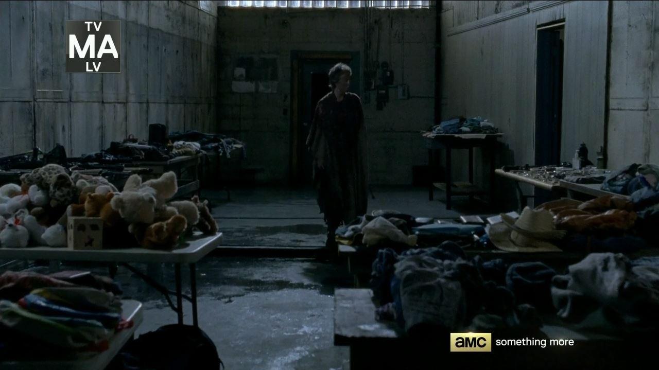 The Walking Dead S5Ep1 No Sanctuary Review - Carol discovers Terminus secrets