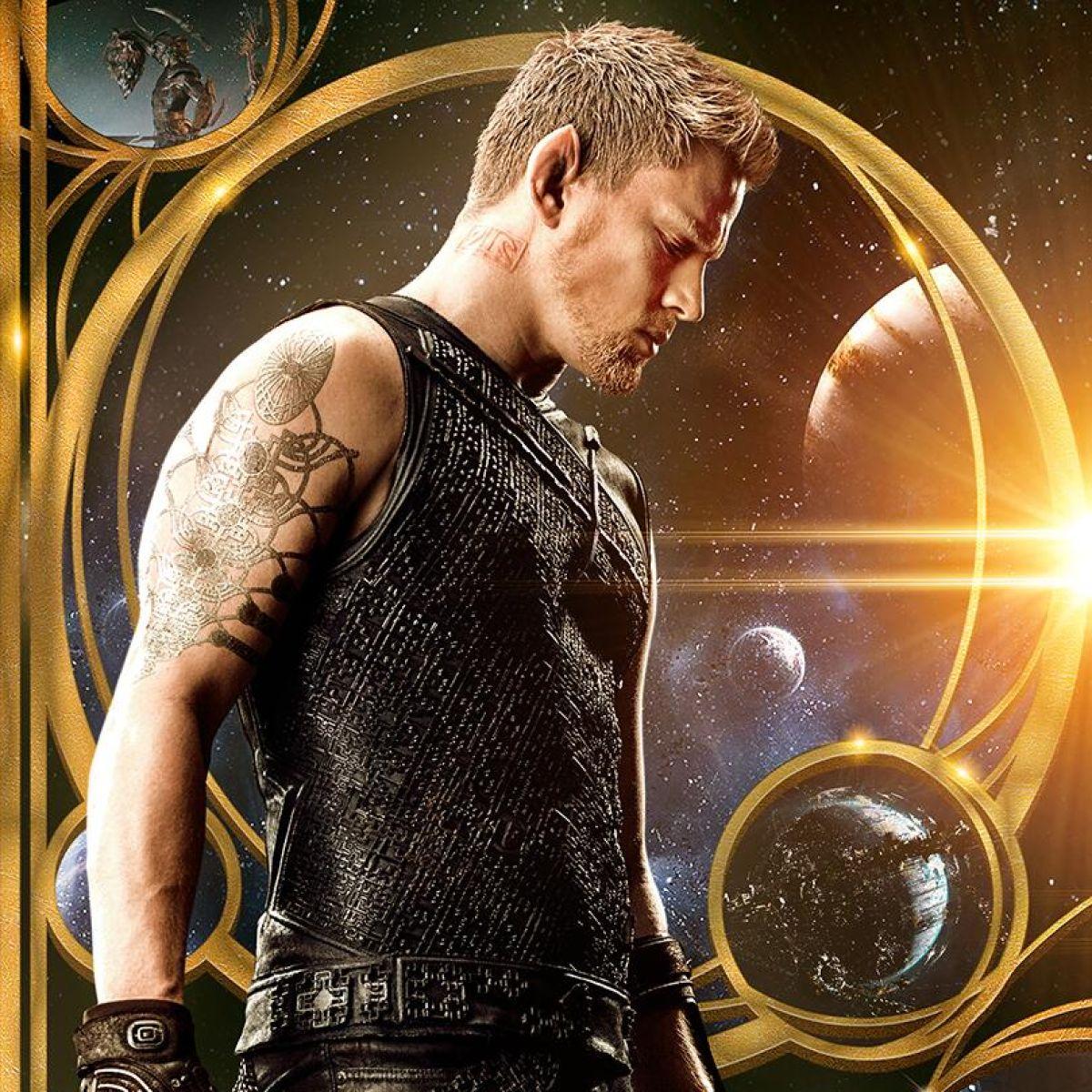 Jupiter Ascending Preview - movie poster