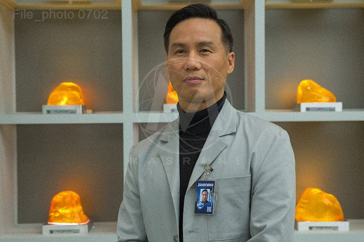 BD Wong as Henry Jurassic World opens website with countdown clock and photos