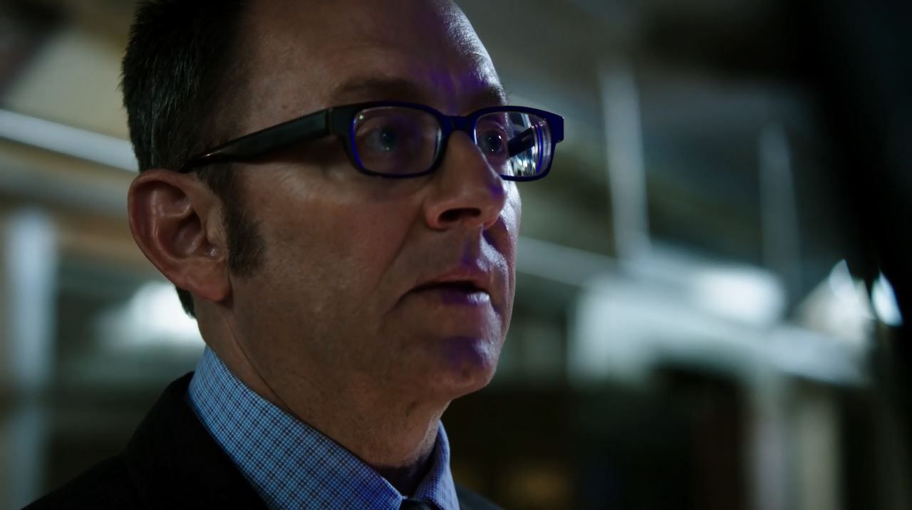 Michael Emerson as Harold Finch. Person of Interest Point of Origin Review