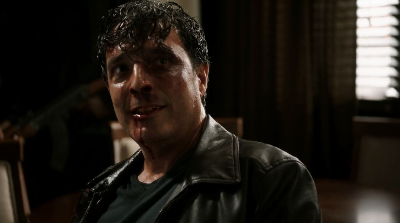 Scarface played by David Valcin. Person of Interest S4Ep9 The Devil You Know Review